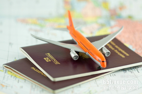 新加坡留学签证办多久