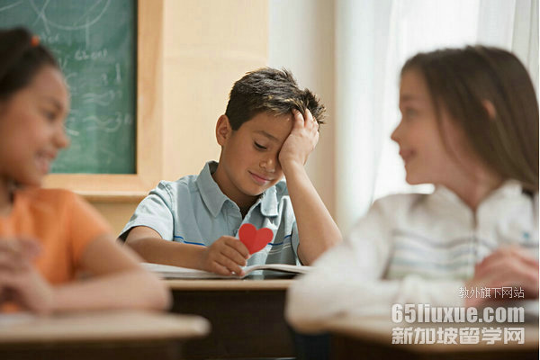 新加坡小学留学考试