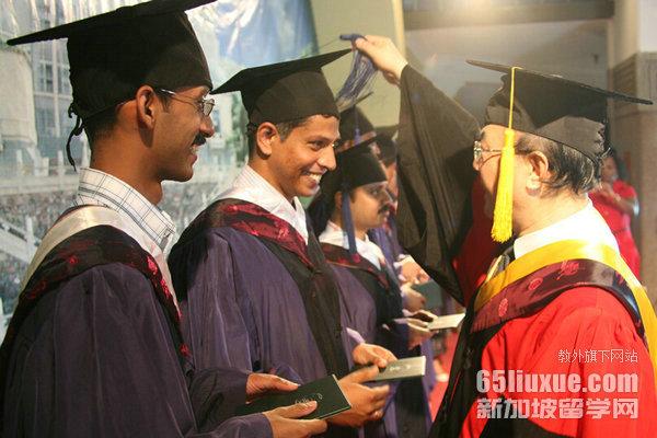新加坡国大研究生专业