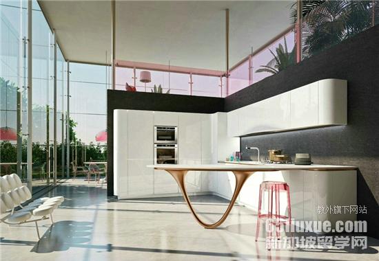 新加坡室内设计专业留学
