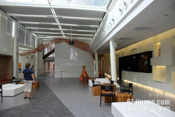 新加坡莱佛士设计学院有住宿吗