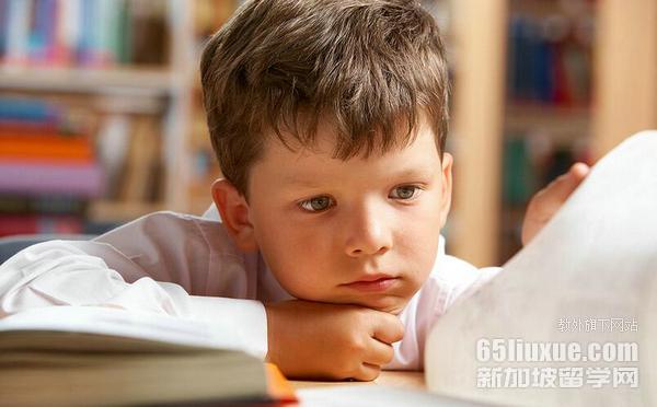 新加坡小学一学期学费