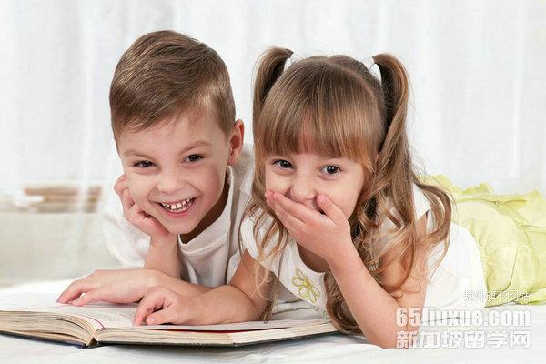 小孩多大可以去新加坡读书