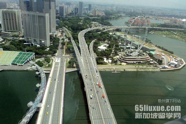 新加坡国际政治专业