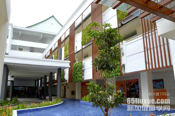 新加坡留学学校有宿舍吗