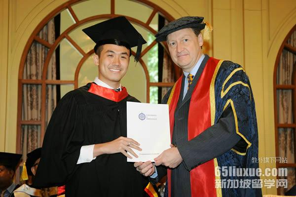 新加坡一年商科硕士