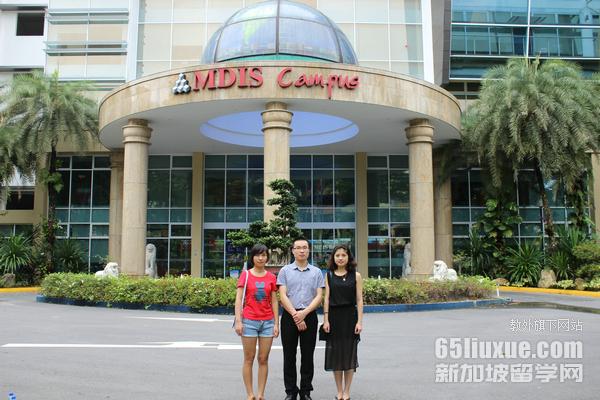 大专可以申新加坡留学吗