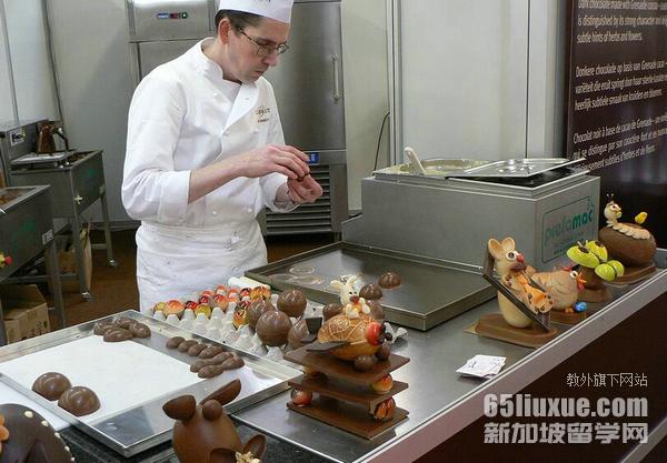 新加坡糕点培训班