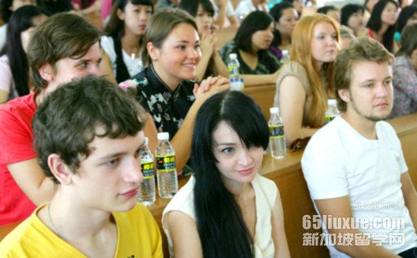 新加坡物流学留学