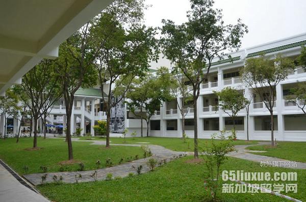 新加坡大学教育制度