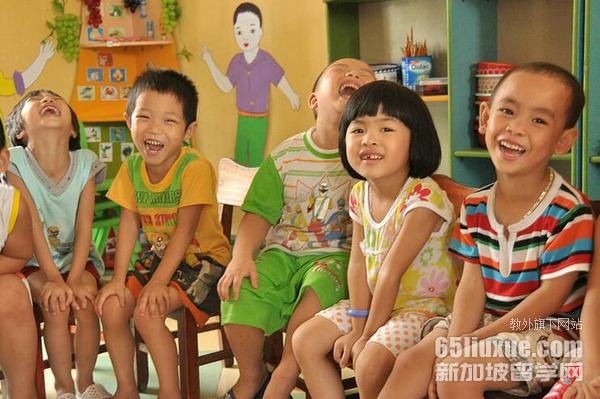 新加坡幼儿园有哪些