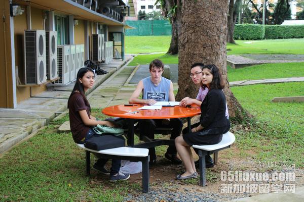 新加坡戏剧专业留学