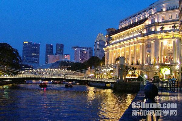 新加坡私立大学报名资料