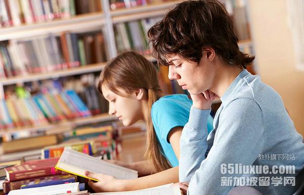 新加坡读高中申请时间