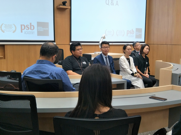 新加坡psb学院靠谱吗