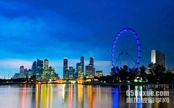 新加坡读商科条件