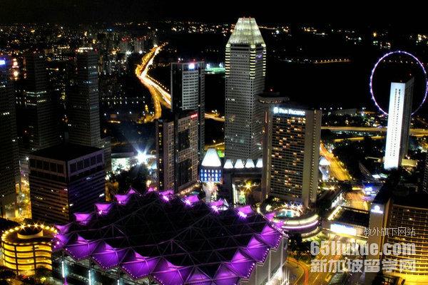 新加坡留学旅游管理硕士