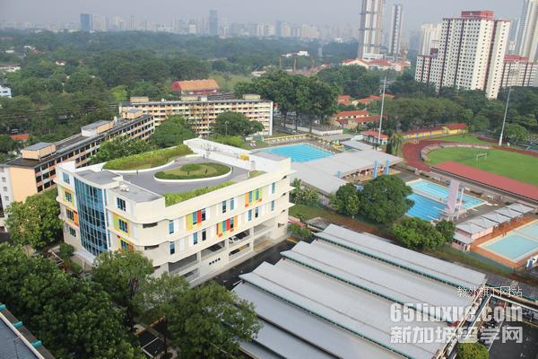 大专毕业留学新加坡