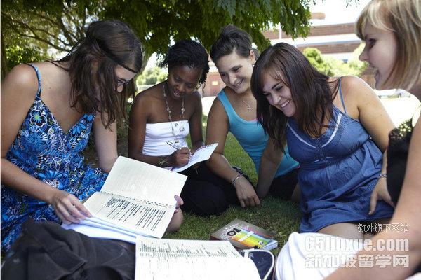 国内中专生申请新加坡学校读大专