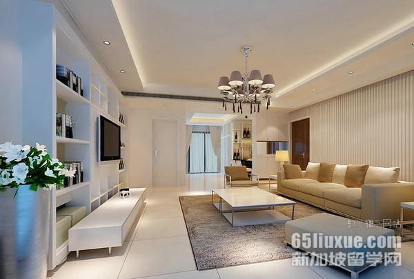 能运用现代设计手段进行室内装潢设计,既具有一定的自身艺术素养和